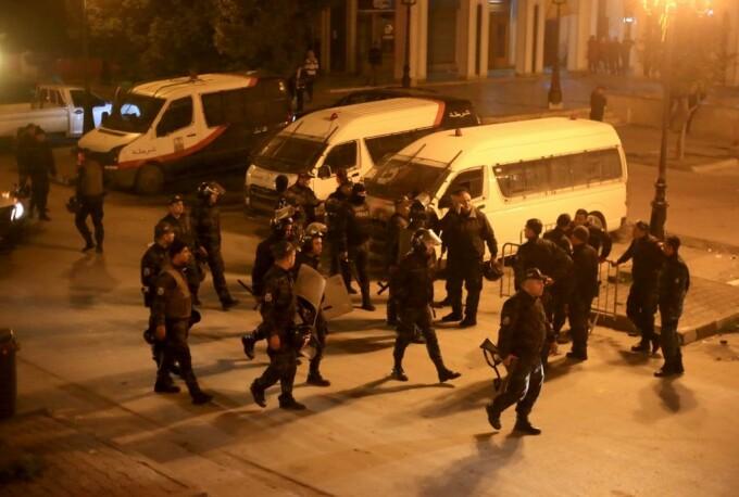 Politie Tunisia