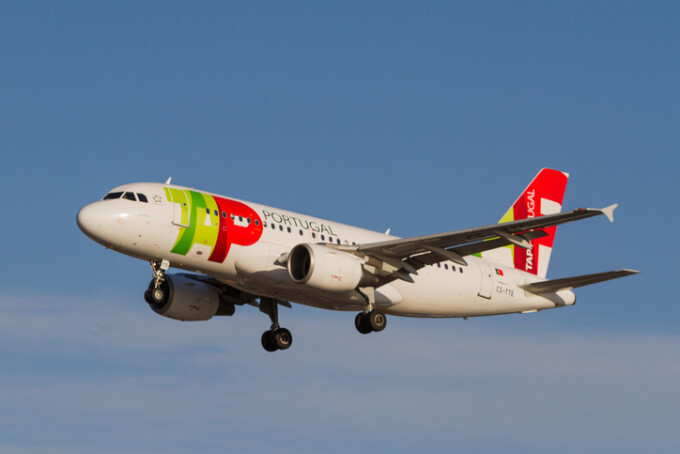 tap portugalia