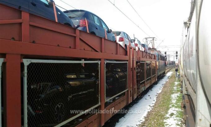 vagon in masini