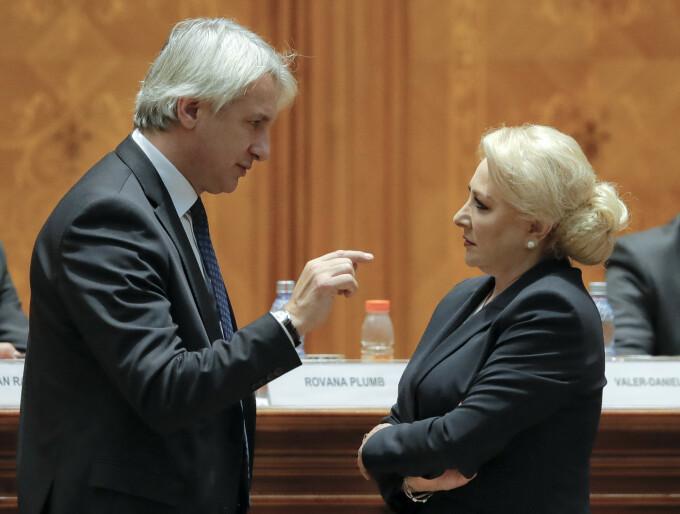 Eugen Teodorovici, Viorica Dăncilă