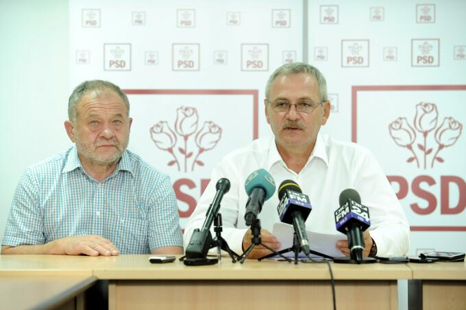 Dumitru Buzatu, Liviu Dragnea