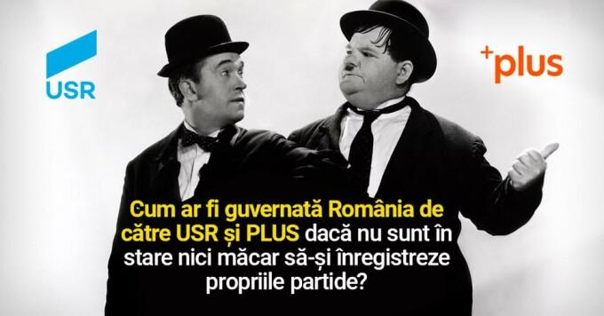 USR, PLUS, PSD