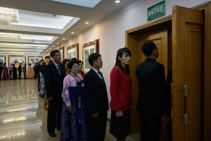 vot coreea de nord