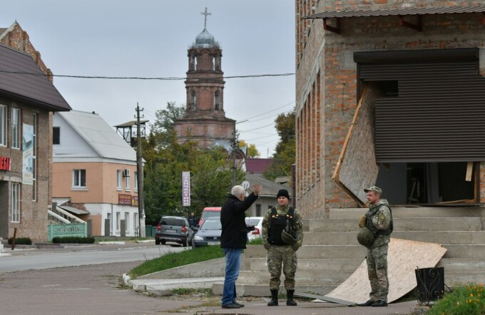 politie ucraina