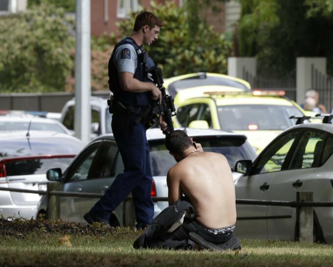 Atac terorist in Christchurch, Noua Zeelanda - 5