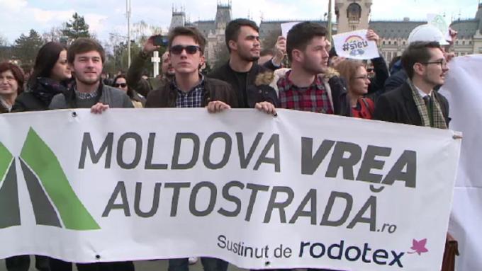 Mesaj ironic al Ambasadei Danemarcei privind lipsa de autostrăzi din România