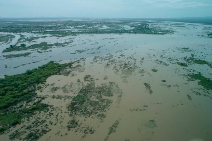 Dezastru după trecerea ciclonului Idai
