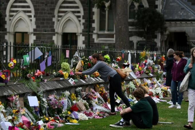 Atac terorist in Christchurch, Noua Zeelanda - 1