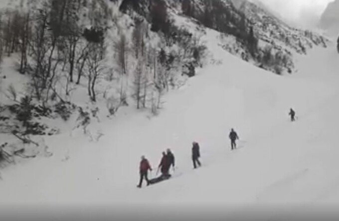 Turist gasit mort în Munții Bucegi