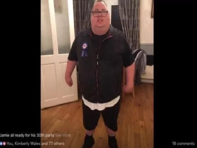 Un bărbat cu dizabilități nu a fost lăsat să intre în club