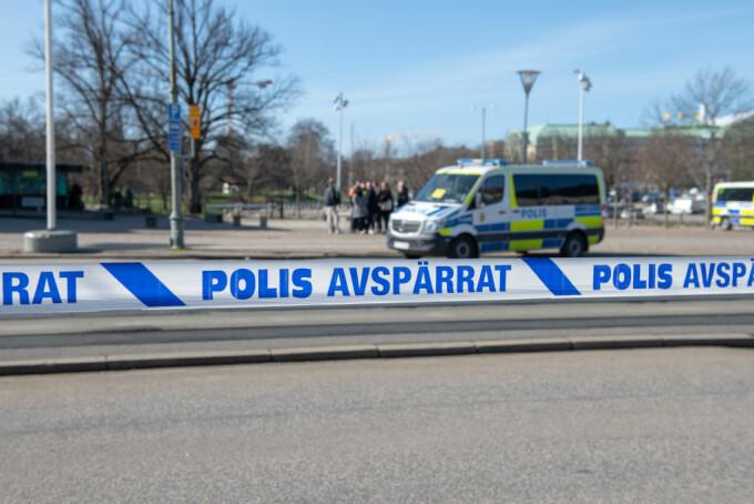 politia, Suedia