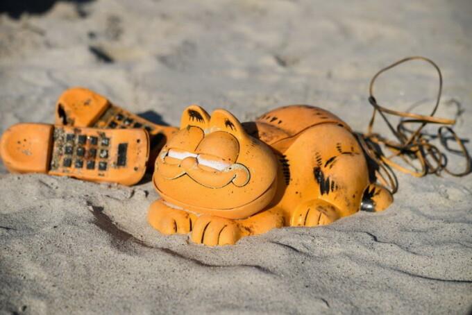 Telefoane Garfield - 3