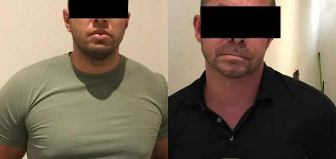 români arestați în Mexic