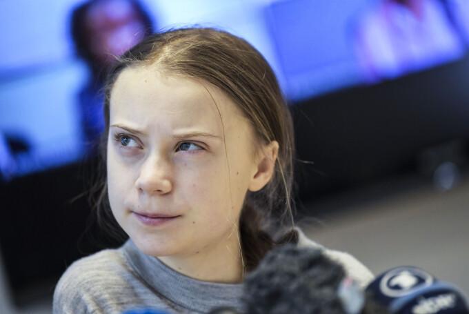 Greta Thunberg spune că cei împotriva care luptă au devenit din ce în ce mai disperați
