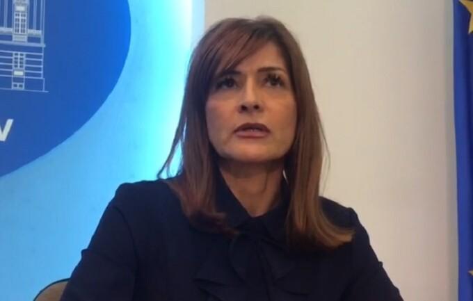 Cornelia Malac, șefa Direcției de Sănătate Publică Timiș