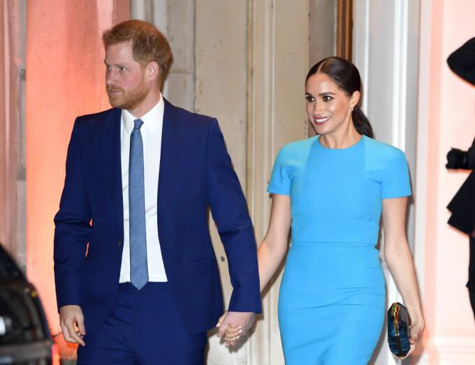Prințul Harry și Meghan, prima apariție publică după Megxit - 8
