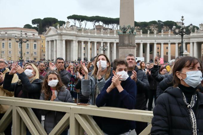 Coronavirusul a ajuns și la Vatican