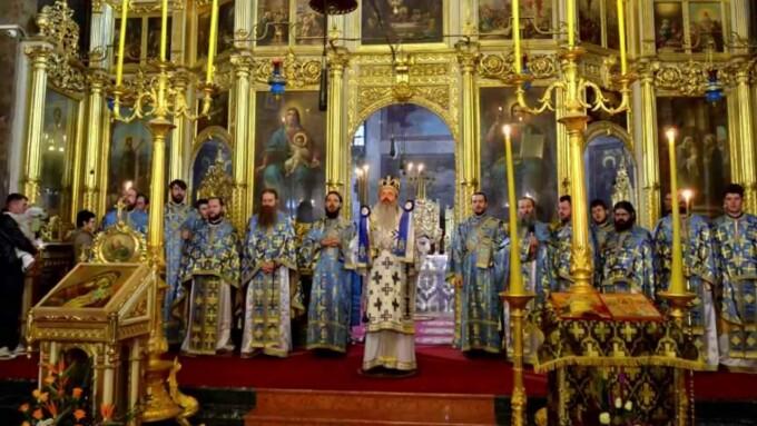 Ortodocșii din Constanța vor participa la slujbe în afara bisericilor