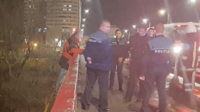 Un bărbat din Satu Mare pune pe jar autoritățile prin amenințări repetate cu sinuciderea