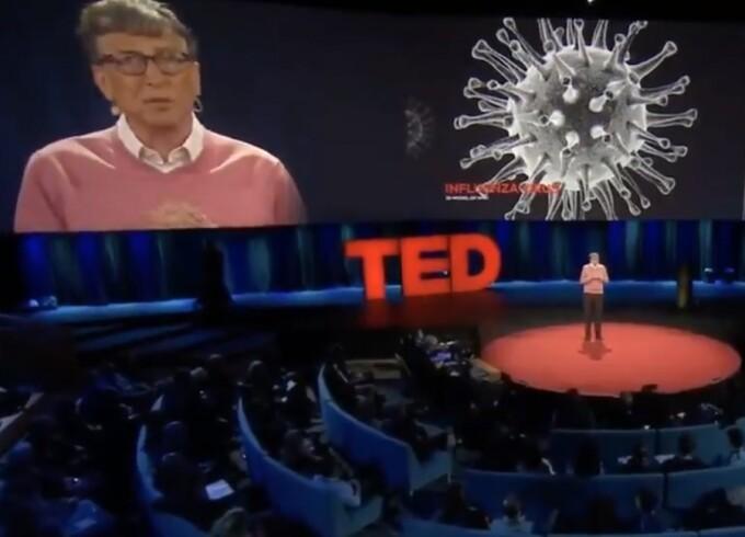 Bill Gates a prezis pandemia de coronavirus încă din 2015. Video viral