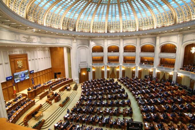"""Parlamentul simulează miercuri votul online: """"Scriem istorie"""""""