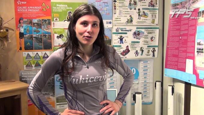 """O ciclistă elvețiană, medic de profesie, a trecut în prima linie de luptă împotriva Covid-19: """"Trebuia să fac ceva"""""""