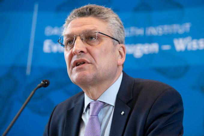 Lothar Wieler, președintele Institutului Robert Koch