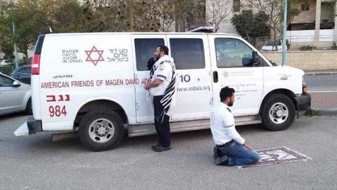În Israel, medicii arabi şi evrei luptă împreună împotriva coronavirusului