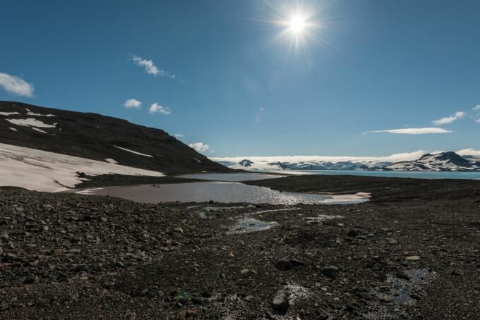 Studiu: Antarctica a cunoscut primul val de căldură. Temperaturi ca în Los Angeles
