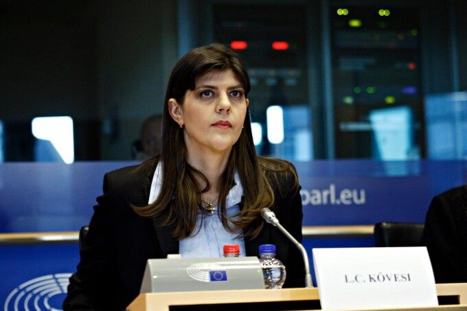 Laura Kodruța Kovesi