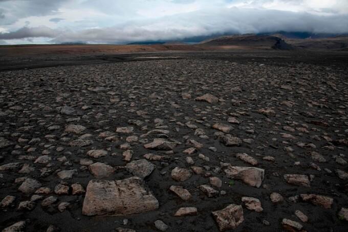 O regiune vulcanică latentă în ultimii 800 de ani dă semne de trezire în Islanda