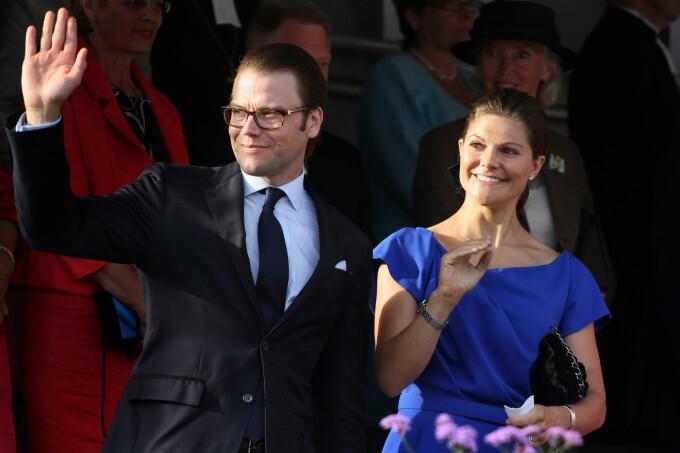 Prinţesa Victoria a Suediei şi soţul ei, prinţul Daniel, au fost testaţi pozitiv la Covid-19