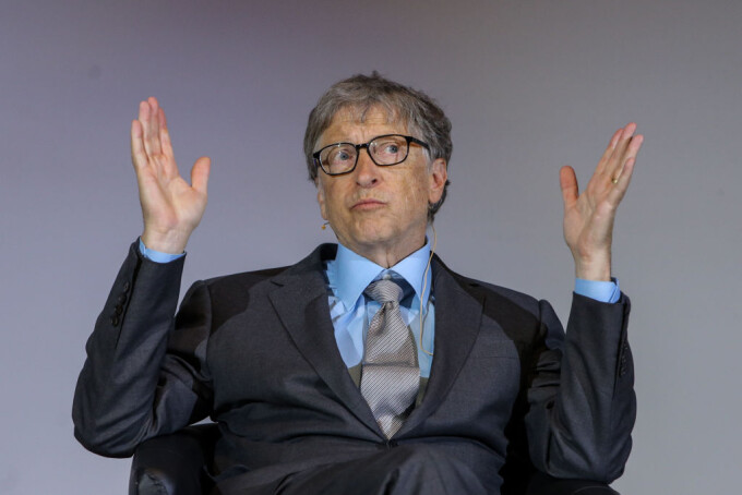 """Cui mulțumește Bill Gates pentru vaccinurile anti-Covid: """"Sunt miracole"""". Miliardarul compară măștile cu pantalonii"""