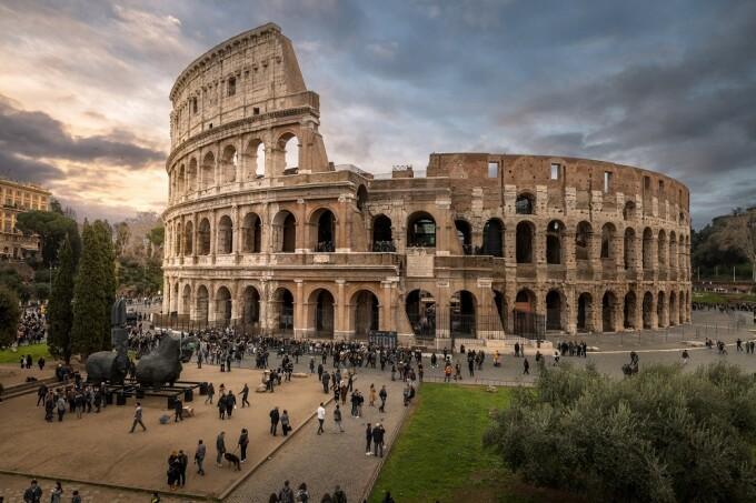 Număr record de decese în Italia, în 2020.