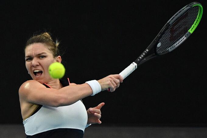 Simona Halep, calificată în optimile probei de dublu la Miami Open. Când va juca la simplu