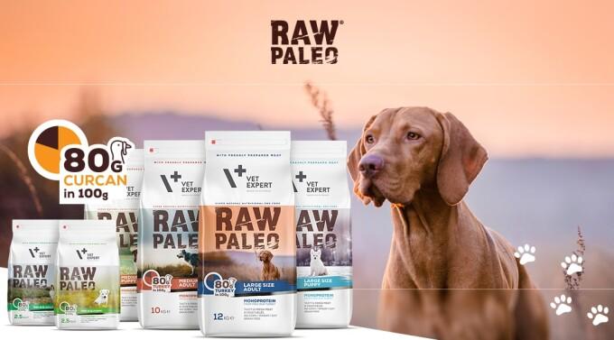 (P) Tot mai mulți români aleg hrana super premium de la Raw Paleo pentru animalul de companie