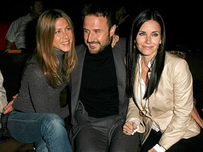 Jennifer, David si Courtney