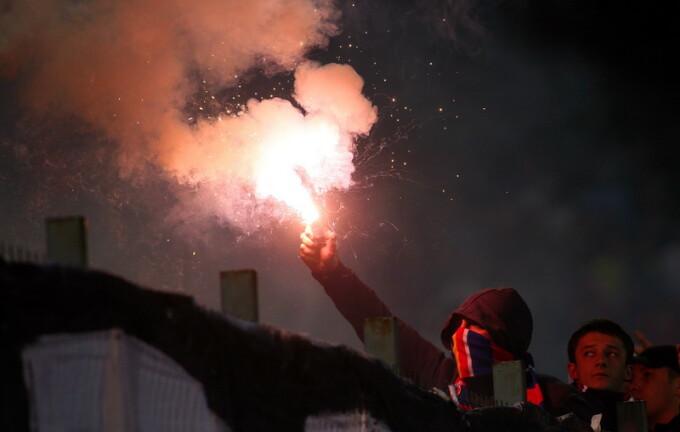 Steaua - Dinamo - 8 mai 2009