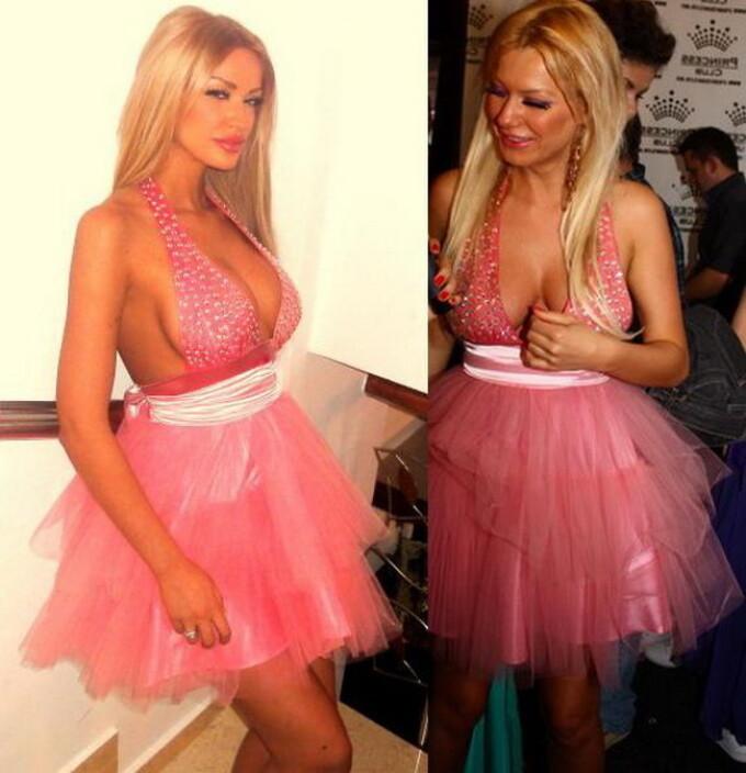 Bianca Dragusanu si Simona Sensual