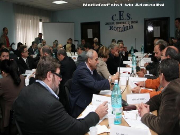 Consiliul Econonomic Social