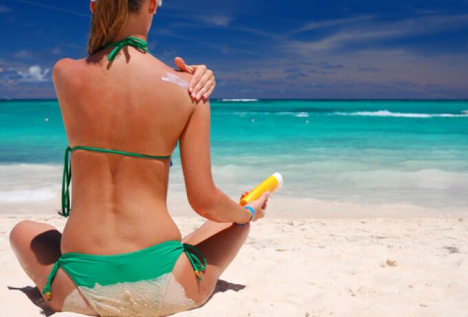 Lotiune de plaja, SPF, radiatii