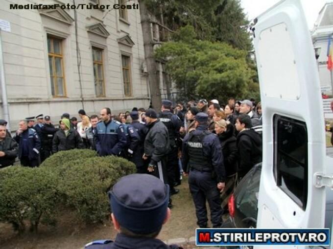 Actiune a politiei