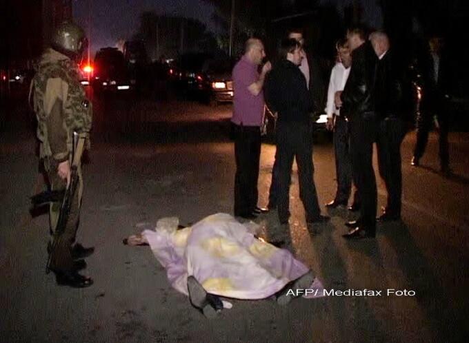 explozii Daghestan