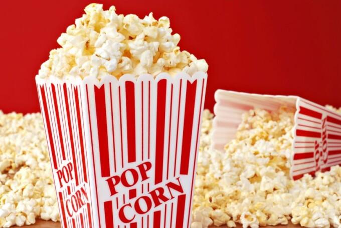 popcorn gustarea ideala