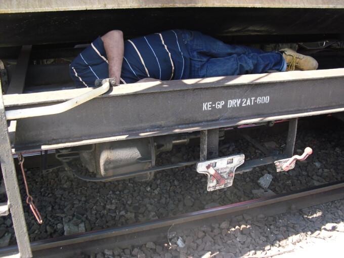 migranti sub tren