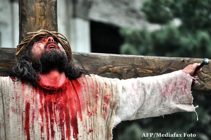 procesiune, drumul crucii, Iisus