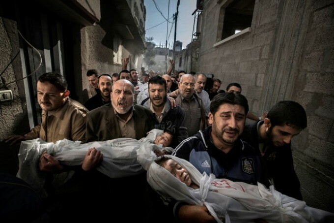 poza premiata World Press Photo of The Year, Paul Hensen