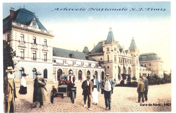 Gara de Nord Timisoara