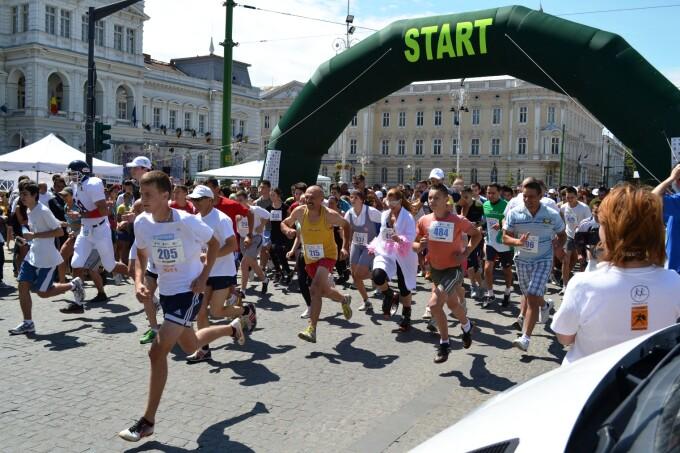 maraton Arad