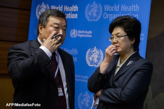 Membri ai Organizatiei Mondiale a Sanatatii